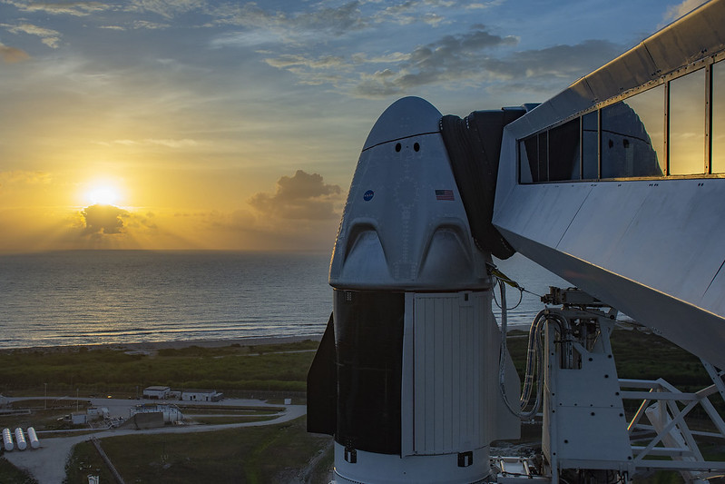 Official SpaceX Photos